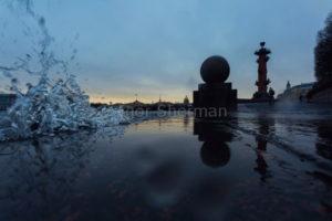 Наводнение в Питере