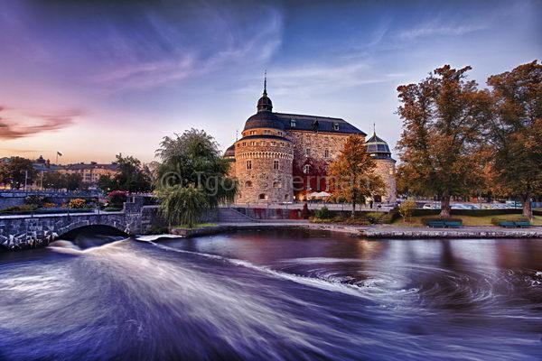 Эребру, Швеция